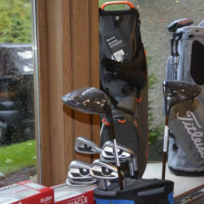 CLUBS IN THE WINDOW