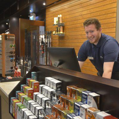 pro shop staff